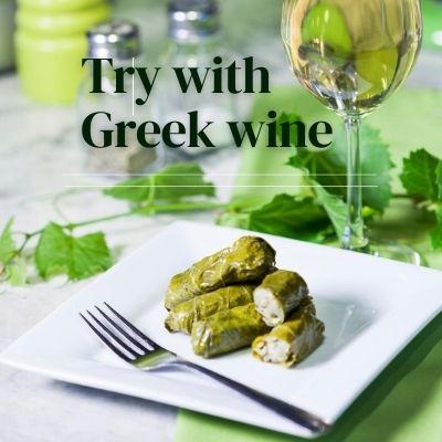 Vegan Greek food. Best vegan dishes from Greece.