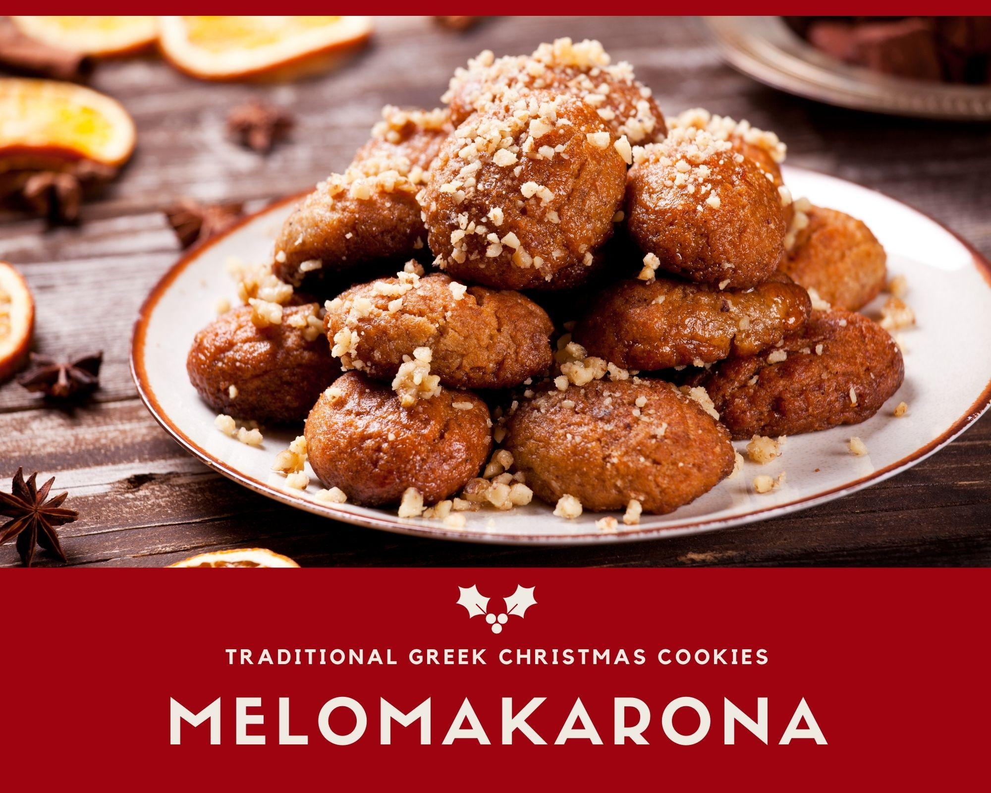 Mediterranean Recipes for winter - Greek sugar free sweets