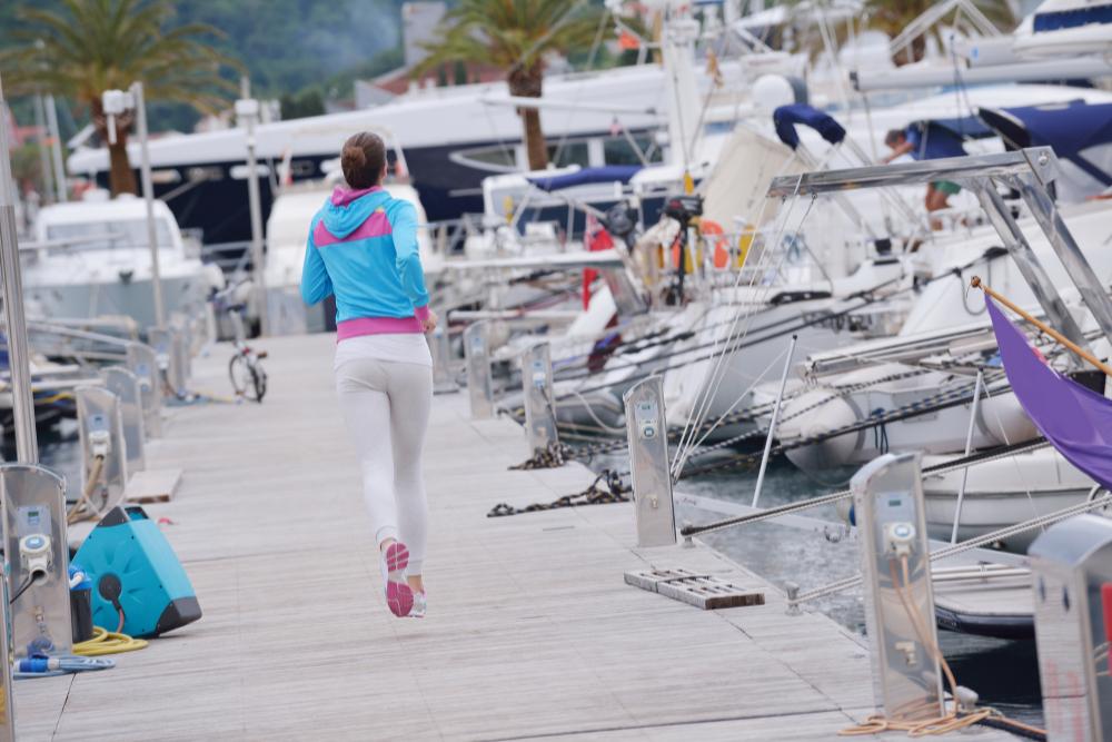 Flisvos Marina - Athens Riviera Running Trails
